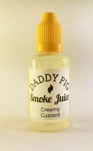 creamy custard eliquid