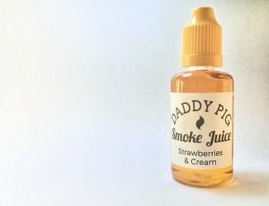 daddy pig smoke juice eliquid belfast uk