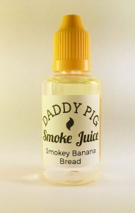 smokey banana bread eliquid