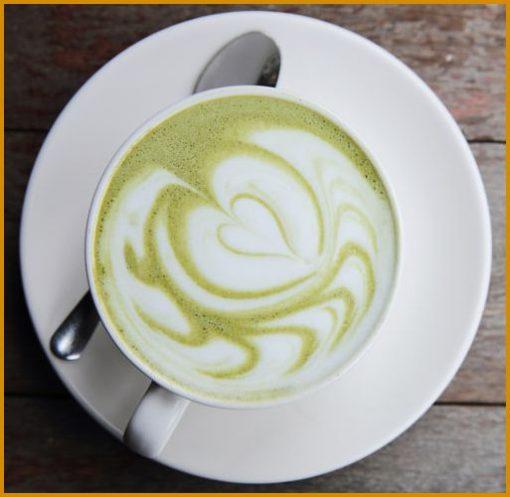 Green Almond Milk