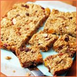 dark berry flapjack