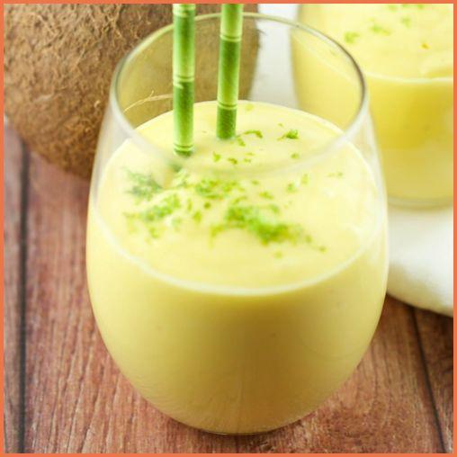 mangonut milk